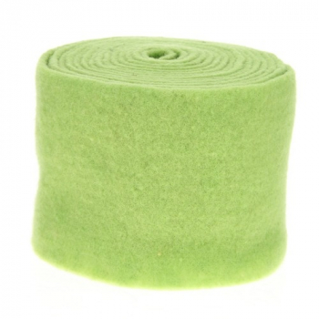 Felt double of 15 cm width in various colors
